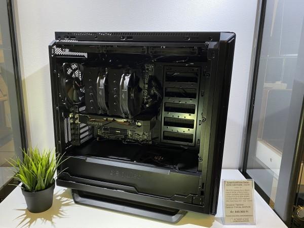 Épített GAMER! Gigabyte Z390 AM/i9 9900K/32GB DDR4/512GB SSD/RTX 2070/BQ Silent Base 801/BQ 1000W - használt