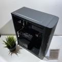 Épített Gamer! Asus H170M/i3 6100/8GB DDR4/GTX 1050Ti/256GB SSD/Zalman T1 PLUS/Be Quiet 350W - használt