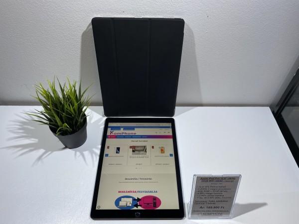 """Apple iPad Pro 12,9"""" (2015) 32GB WiFi tablet, újszerű, tokkal, hibátlan működéssel! - használt"""