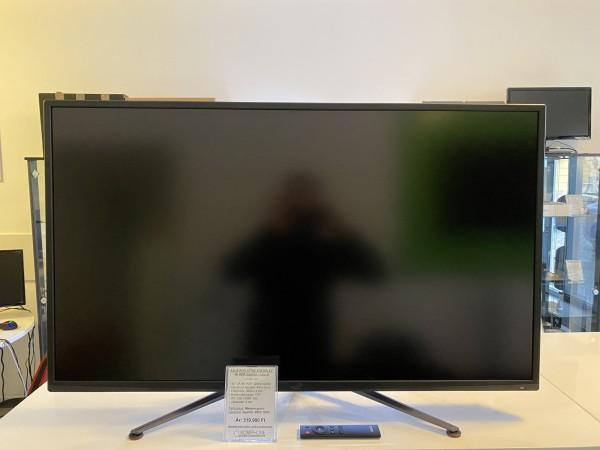 """ASUS ROG STRIX XG438Q 43"""" 4K HDR 120Hz Gamer monitor, dobozzal, garanciával - használt"""