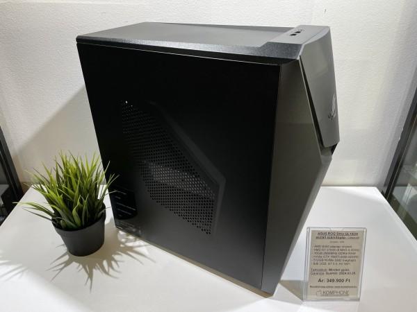 ASUS ROG Strix GL10DH számítógép - R7 3700X/16GB RAM/GTX 1660Ti/512GB SSD/WiFi/BT - használt