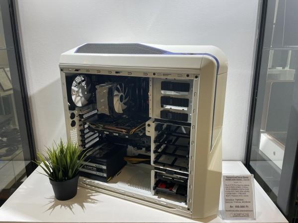 Épített Gamer! Asus Z170/i5 6500/16GB DDR4/GTX 1060 3GB/120GB SSD/1TB HDD/NZXT Phantom 410/600W - használt