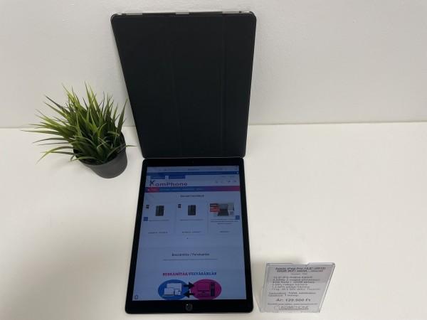 """Apple iPad Pro 12,9"""" (2015) 32GB WiFi tablet, újszerű, tokkal, hibátlan működéssel - használt"""