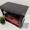 Épített GAMER! ASRock B450 ITX/AMD R7 2700X/16GB DDR4/GTX 1060 6GB/500GB NVMe SSD/Phanteks Enthoo - használt