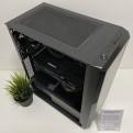 Épített GAMER! ASRock B450M/AMD R5 2600X/16GB DDR4/GTX 1650 4GB/500GB SSD/Zalman S4/EVGA 500W - használt