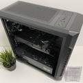 Épített Gamer! Gigabyte B365M/i5 8400/16GB DDR4/500GB SSD/1TB HDD/Strix GTX 1070/Zalman S3/CM 750W - használt